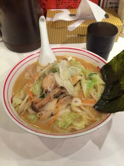 蒙古タンメン中本 魚介豆乳タンメン.JPG