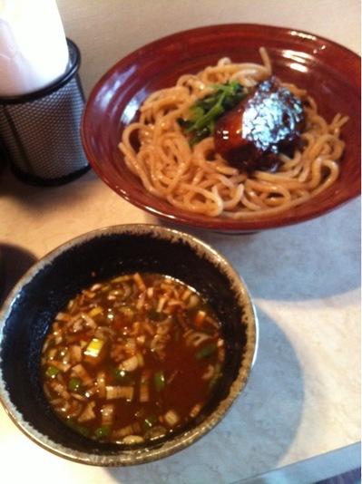 つけ麵ざざざ つけ麺.JPG