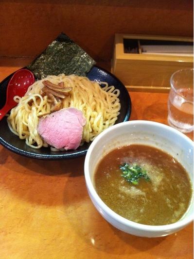 西新宿 麺屋 翔.JPG