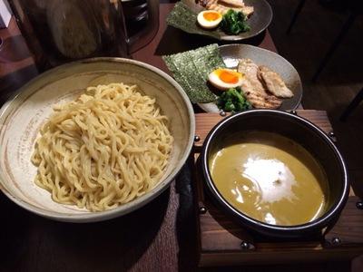しゅういちカレーつけ麺.JPG