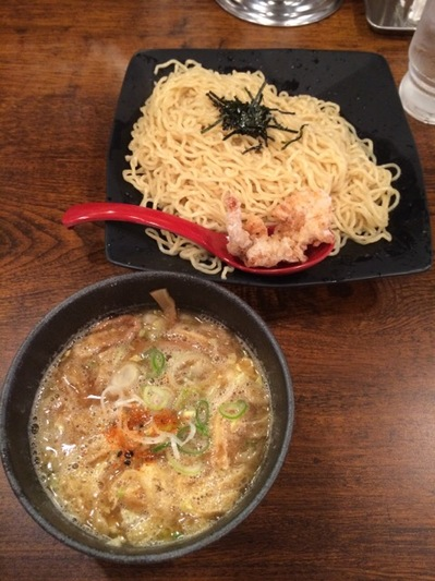 TETSU 弱火炊出淡麗つけ麺.JPG
