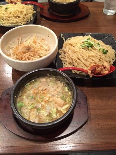 TETSU 強火炊き出し濃厚つけ麺.JPG