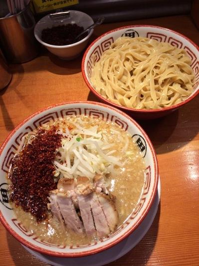 吉祥寺バリ男つけ麺.JPG