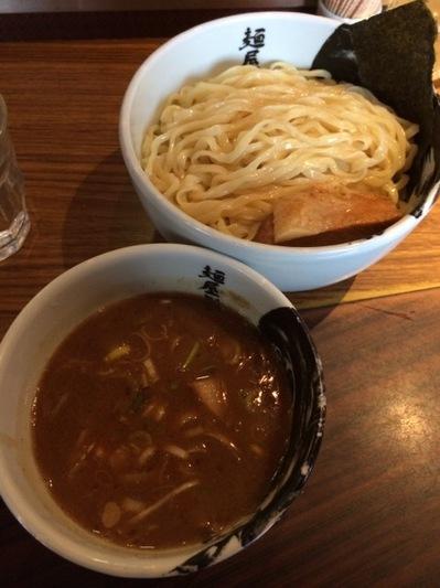 吉祥寺麵屋武蔵虎洞角煮つけ麺.JPG