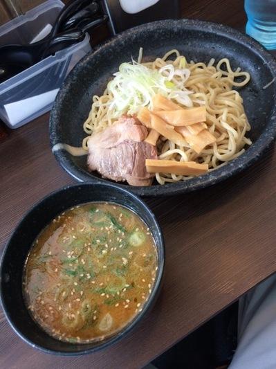 ますら男 味噌つけ麺.JPG