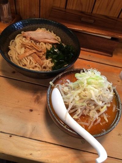 吉祥寺宏ちゃん味噌つけ麺.JPG