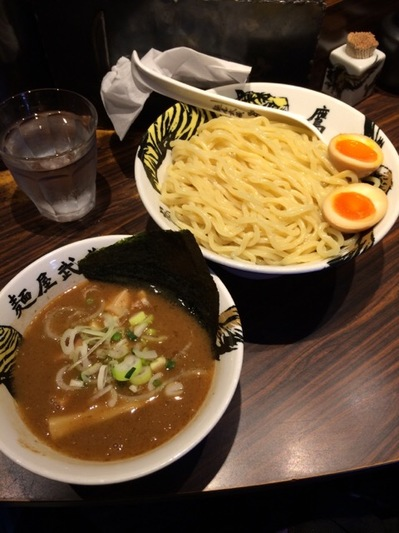 麵屋武蔵鷹虎 農耕つけ麺.JPG