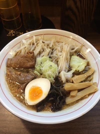 いち花 豚醬麺.JPG