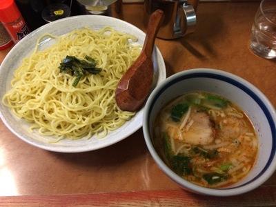 麺友 一誠 つけ麺.JPG