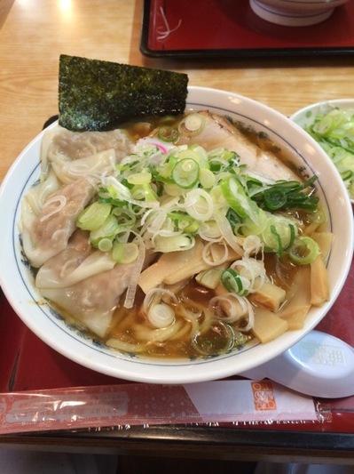 十二社 ワンタン麺.JPG