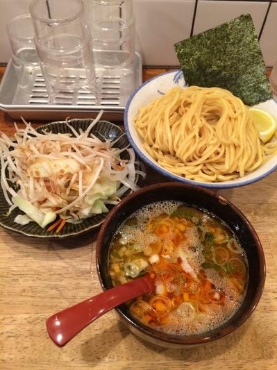 つけ麵+野菜.JPG